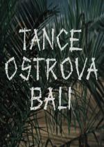 Tance ostrova Bali